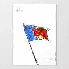 Timisoara '89 Canvas Print
