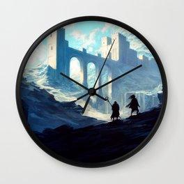 Skyhold Wall Clock