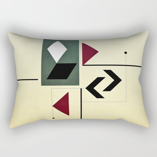 PJR/21 Rectangular Pillow