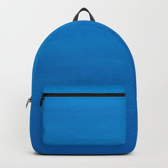 Crater Lake Blue Backpack