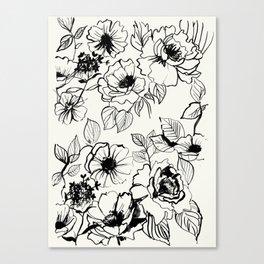 florid Canvas Print