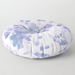 Azalea Japonica Inversion Floor Pillow