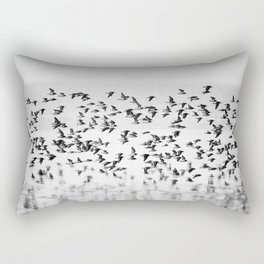 Dunlin I Rectangular Pillow