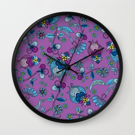 Marrakech : Mosaic Wall Clock
