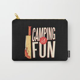 Horror Camping Carry-All Pouch