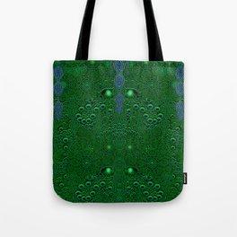 Dragon abstracte skin pattern Tote Bag