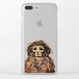Smonkey Clear iPhone Case