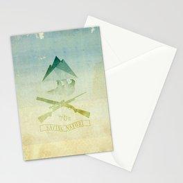 SAVINGNATURE Stationery Cards