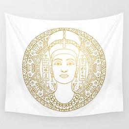 Nefertiti Mandala – Egypt Wall Tapestry
