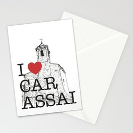 CARASSAI Chiesa S. Lorenzo Stationery Cards