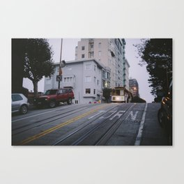 San Fransisco no.8 Canvas Print