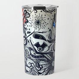 """July Daze"" Travel Mug"
