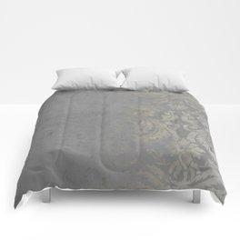 Grunge Damask Comforters