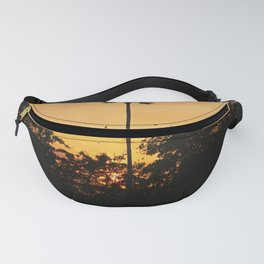 Pause to Rewind Fanny Pack