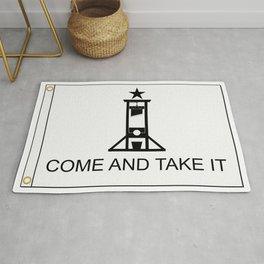 COME AND TAKE IT Rug