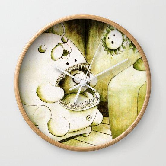 OrsoMariaPesce Wall Clock