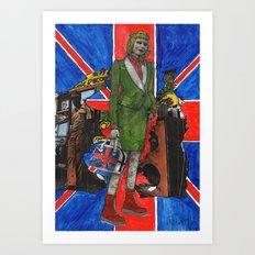 THE MODERNISTS - Skinhead Art Print