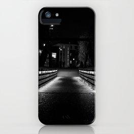 Vulkan Bridge iPhone Case