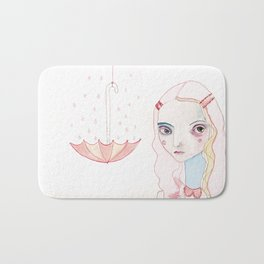 Don't Rain on my Parade Bath Mat