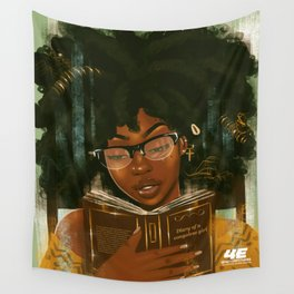 Lecture et relaxation Wall Tapestry