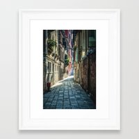 venice Framed Art Prints featuring Venice by Traven Milovich