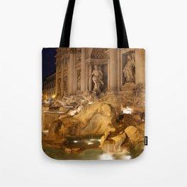 Trevi Fountain - Rome, Italy Tote Bag