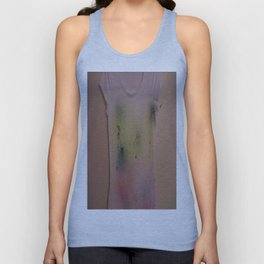 Cascada Bella Designs 'Simply Spray'. Unisex Tank Top