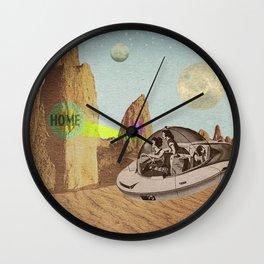 Lindo lugar para vivir Wall Clock