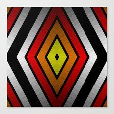 Rhombus Canvas Print