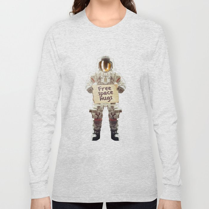 Space hugs Long Sleeve T-shirt