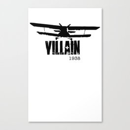 Villian1938 Canvas Print