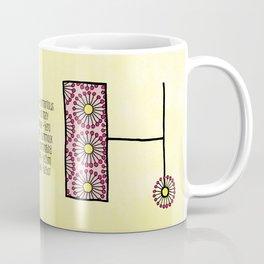 H Coffee Mug