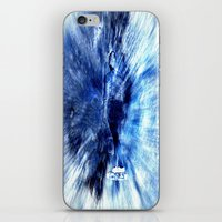 skateboard iPhone & iPod Skins featuring skateboard by  Agostino Lo Coco