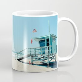 Rosecrans Tower in Manhattan Beach (El Porto) Coffee Mug