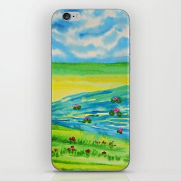 Landscape iPhone Skin