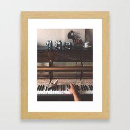 Music's Travel Framed Art Print