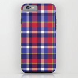 Preppy Plaid iPhone Case