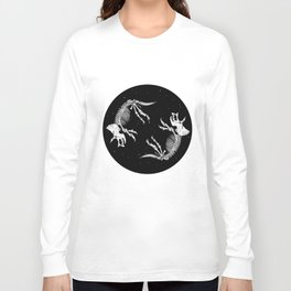 ITS OVER  Long Sleeve T-shirt