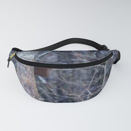 Winter Shelter PhotoArt Fanny Pack