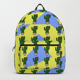 Cactus Pattern 2 Backpack