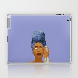 Erykah Badu, Purple Laptop & iPad Skin
