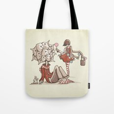 Cheer Up! She Found You Tote Bag