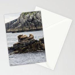 Relaxation with Friends Stationery Cards