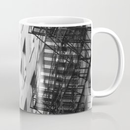 Chicago fire escapes Coffee Mug