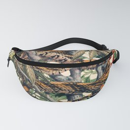 Dangers in the Forest II Fanny Pack