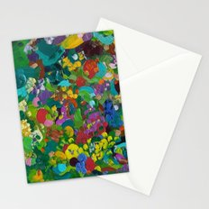 Flower Forest Stationery Cards