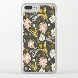 Darby Clear iPhone Case