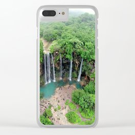 Salalah Oman 2 Clear iPhone Case