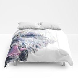 I spy a shih tzu Comforters