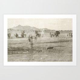 """Vintage Valley"" by Murray Bolesta! Art Print"